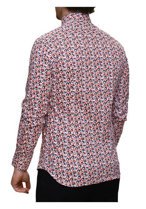 Camicia manica lunga DI BIASI | 5032236 | DISEGNO 11