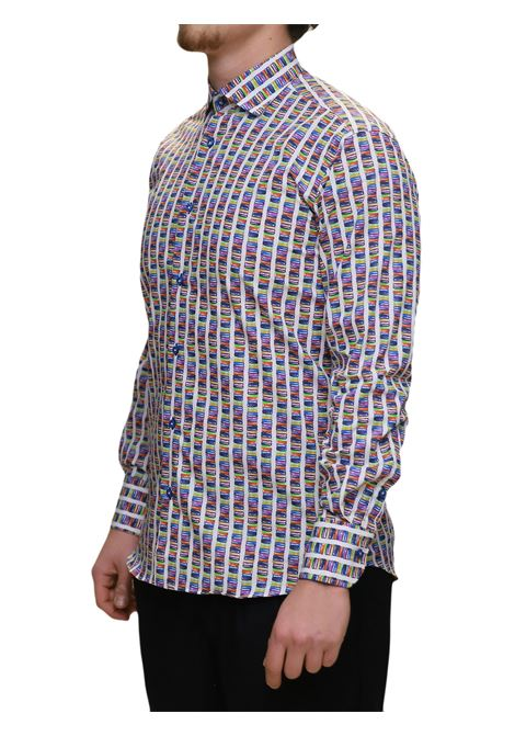Camicia manica lunga DI BIASI | 5032236 | DISEGNO 22