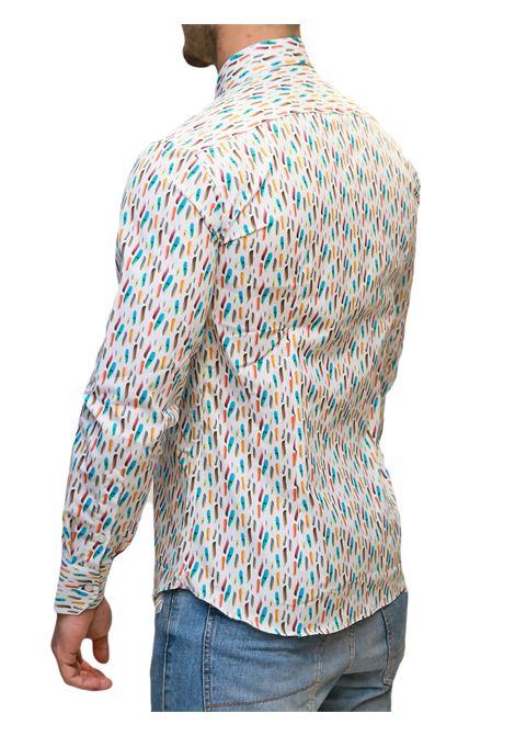Camicia manica lunga DI BIASI | 5032236 | DISEGNO 44