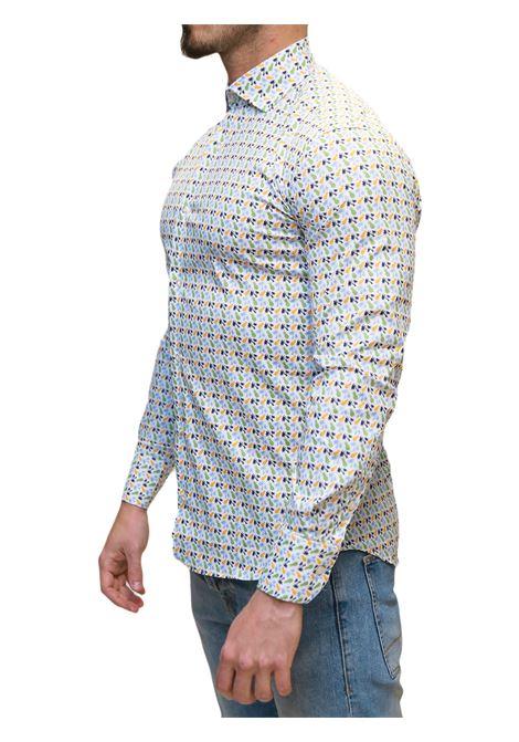 Camicia manica lunga DI BIASI | 5032236 | DISEGNO 66