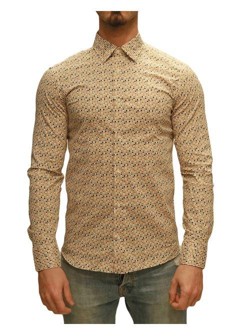 Camicia manica lunga slim fit DI BIASI | 10000008 | POCHETCAFFE