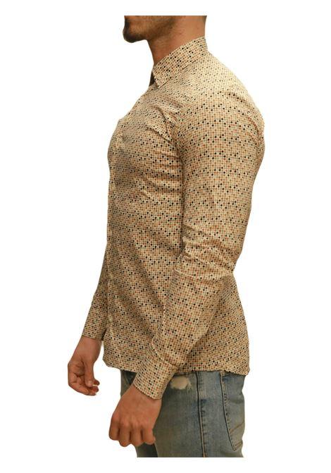 Camicia manica lunga DI BIASI | 5032236 | POCHETCAFFE