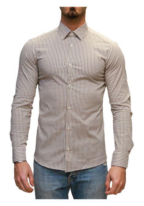 Camicia manica lunga DI BIASI | 5032236 | POCHETCASTORO