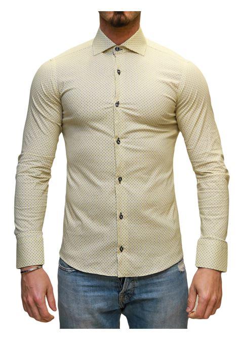Camicia manica lunga slim fit DI BIASI | 10000008 | SLIM 1010