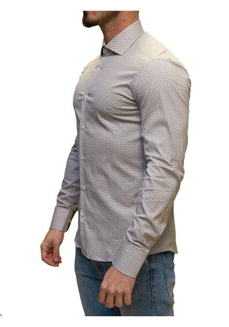 Camicia manica lunga slim fit DI BIASI | 10000008 | SLIM 1111