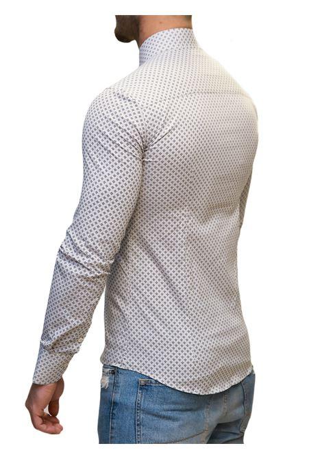 Camicia manica lunga slim fit DI BIASI | 10000008 | SLIM 11
