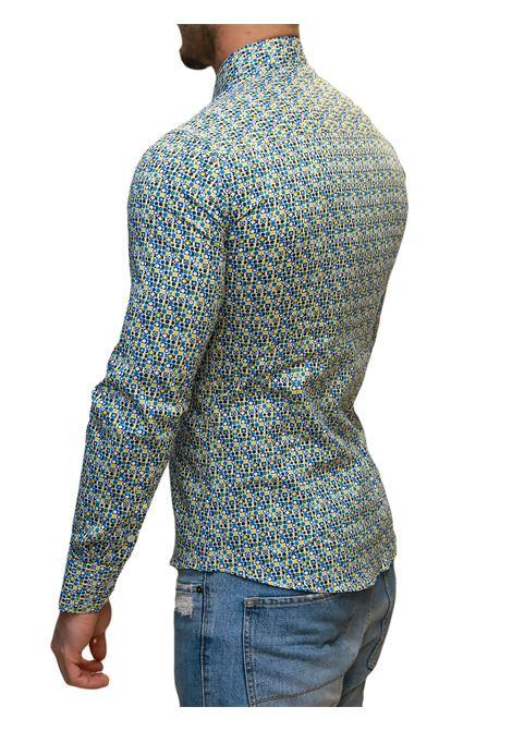 Camicia manica lunga slim fit DI BIASI | 10000008 | SLIM 1212