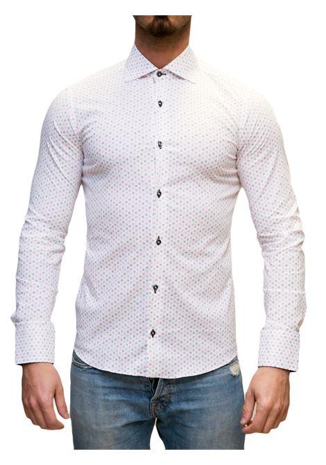 Camicia manica lunga slim fit DI BIASI | 10000008 | SLIM 1313