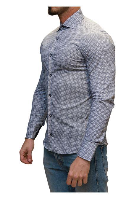 Camicia manica lunga DI BIASI | 5032236 | SLIM 1414