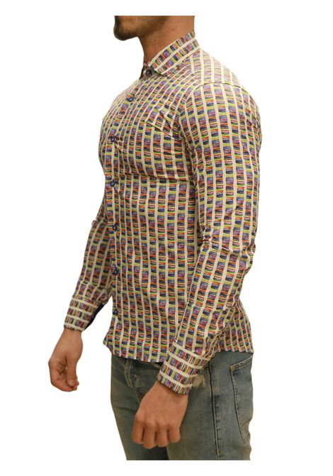 Camicia manica lunga slim fit DI BIASI | 10000008 | SLIM 1818
