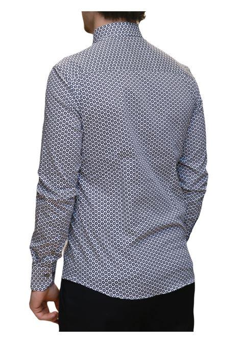 Camicia manica lunga slim fit DI BIASI | 10000008 | SLIM 1919