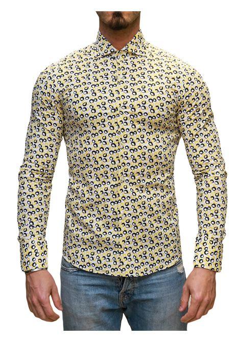 Camicia manica lunga DI BIASI | 5032236 | SLIM 2020