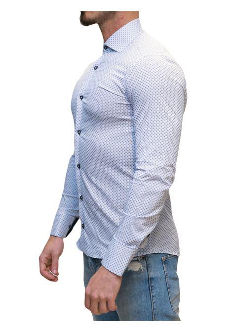 Camicia manica lunga slim fit DI BIASI | 10000008 | SLIM 2121