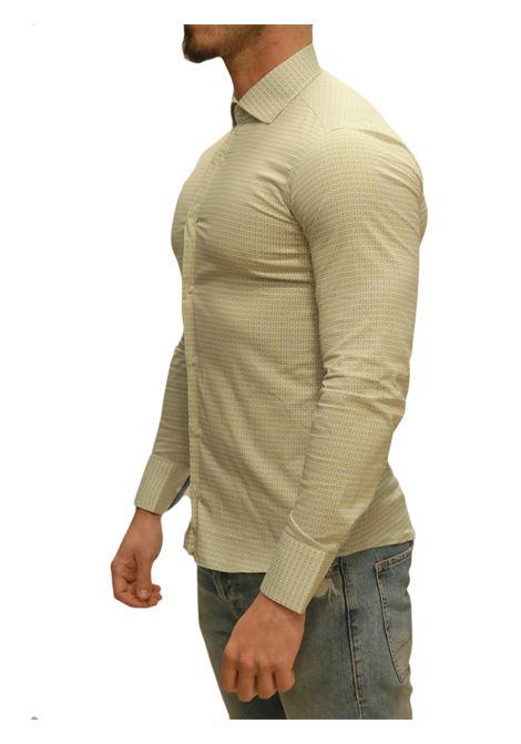 Camicia manica lunga slim fit DI BIASI | 10000008 | SLIM 22