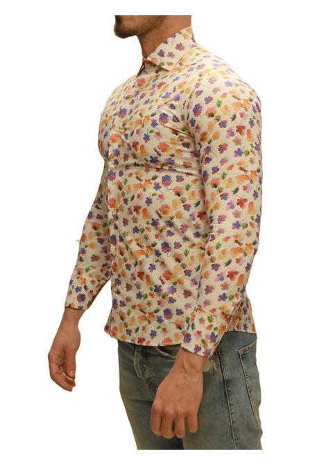 Camicia manica lunga slim fit DI BIASI | 10000008 | SLIM 2828