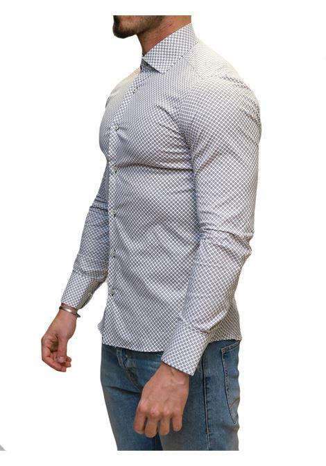 Camicia manica lunga DI BIASI | 5032236 | SLIM 33