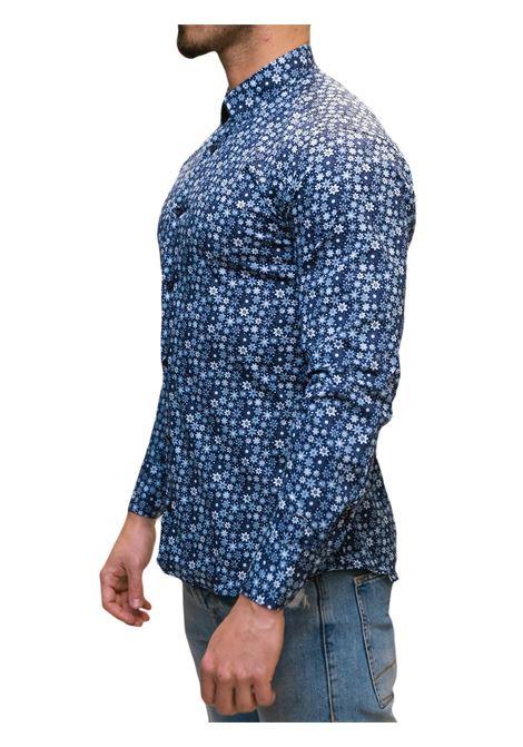 Camicia  manica lunga DI BIASI | 5032236 | SLIM 44