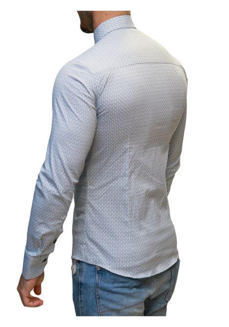 Camicia manica lunga slim fit DI BIASI | 10000008 | SLIM 66