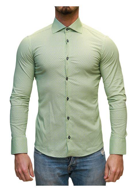 Camicia manica lunga slim fit DI BIASI | 10000008 | SLIM 88