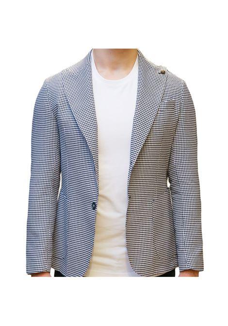 EDITORIAL CLOTHING | 3 | GC101 QUADRETTINAVY