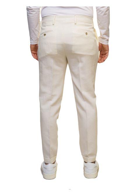 Pantaloni chino tasca america EDITORIAL CLOTHING   9   PA023 IMOLAPANNA