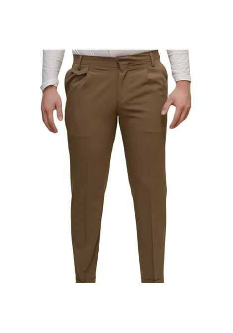 Pantaloni tasca america EDITORIAL CLOTHING | 9 | PA023 MILLERBISCOTTO