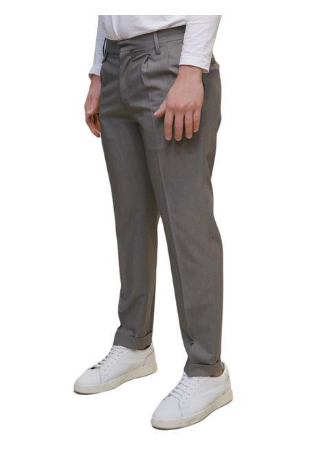 Pantaloni tasca america EDITORIAL CLOTHING | 9 | PA023 MILLERGRIGIO CHIARO