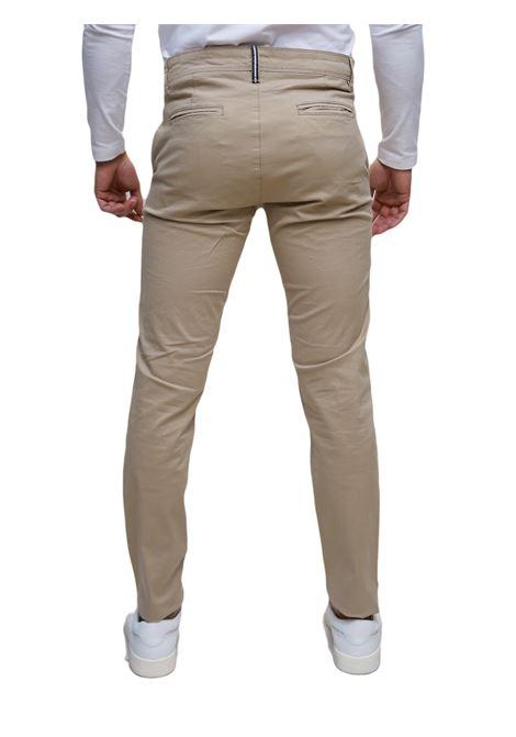 Pantaloni chino tasca america GIAN MARCO VENTURI | 9 | CONRADBEIGE