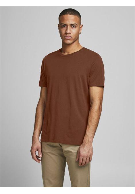 T-shirt mezza manica basic coupon : 2=20 JACK & JONES | 8 | JJEORGANIC BASIC TEECHOCOLATE
