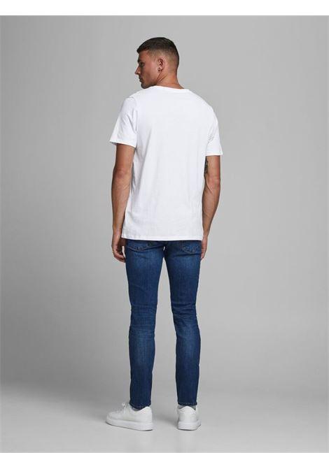 T-shirt mezza manica basic coupon : 2=20 JACK & JONES | 8 | JJEORGANIC BASIC TEEWHITE