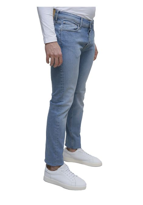 Jeans 5 tasche stretch JACK & JONES | 24 | JJIGLENN NA032BLU