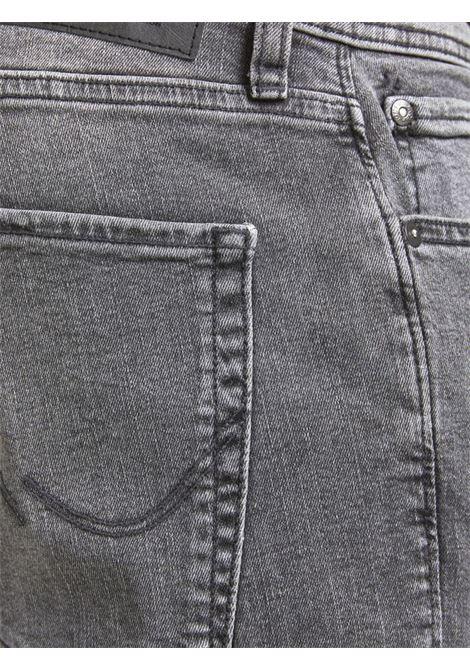 Bermuda short denim elasticizzato 5 tasche JACK & JONES | 5 | JJIRICK JJORI 039GREY