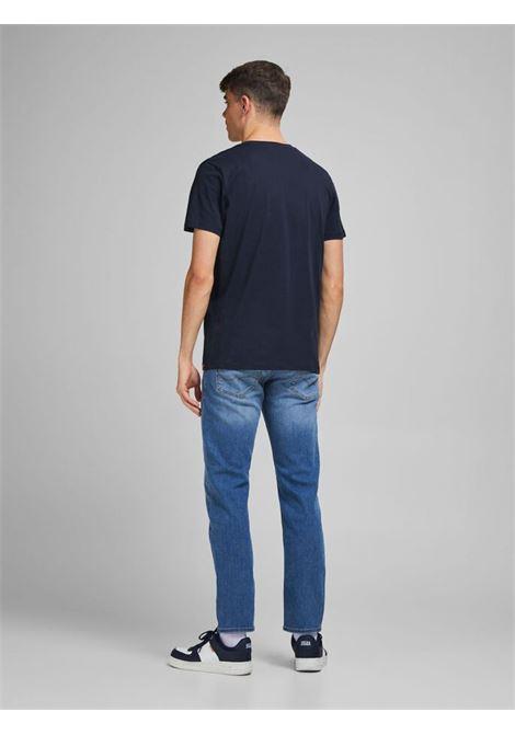 T-shirt mezza manica JACK & JONES | 8 | JORTYLERNAVY