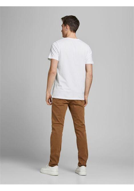 T-shirt mezza manica JACK & JONES | 8 | JORTYLERWHITE