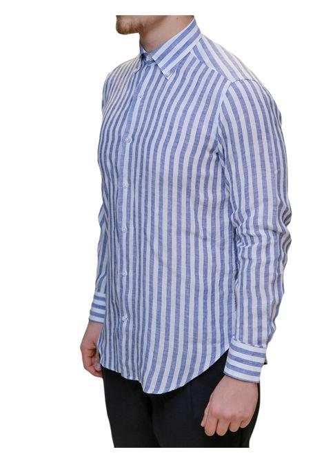 Camicia manica lunga regular fit J.J.OLSON | 5032236 | 0625700403