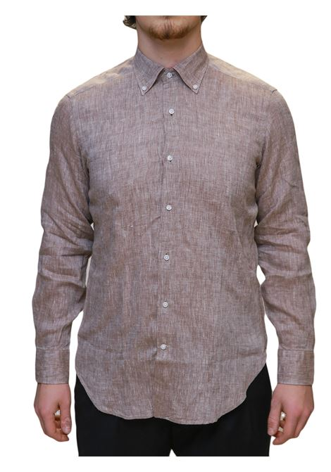 Camicia manica lunga regular fit J.J.OLSON | 5032236 | 0640700308