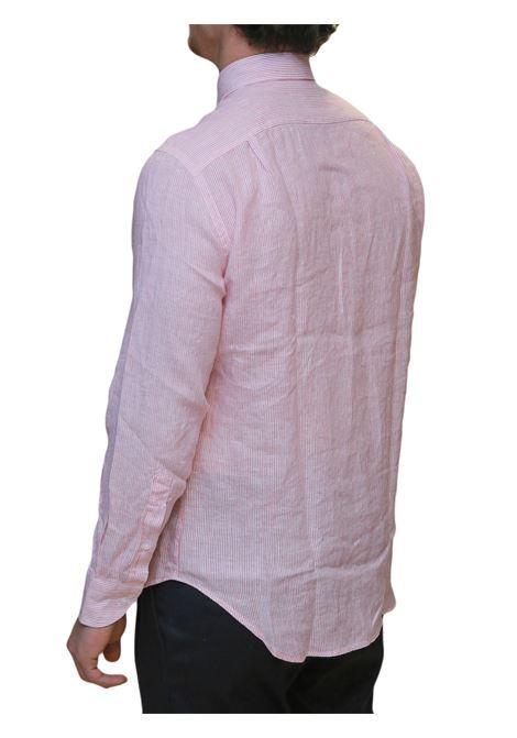 Camicia manica lunga regular fit J.J.OLSON | 5032236 | 0832700402