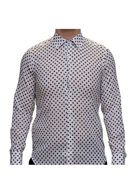 Camicia manica lunga misto lino J.J.OLSON | 5032236 | 0853700808