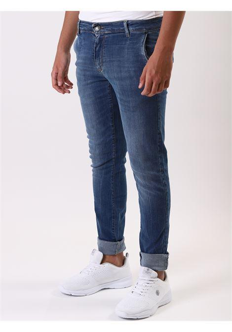 Jeans tasca america KLIXS JEANS | 24 | 01166DFDENIM