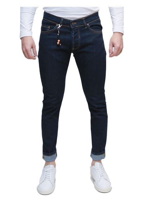Jeans 5 tasche KLIXS JEANS | 24 | 01168BMBLU