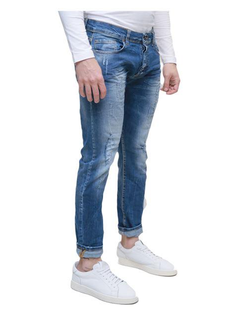 Jeans 5 tasche KLIXS JEANS | 24 | 01168DLNAVY