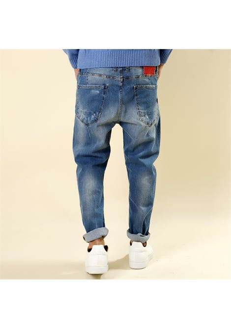 Jeans 5 tasche KLIXS JEANS | 24 | 01170FKDENIM