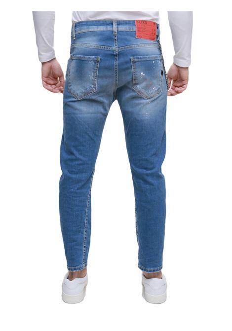 Jeans 5 tasche KLIXS JEANS | 24 | 01170MFBLU