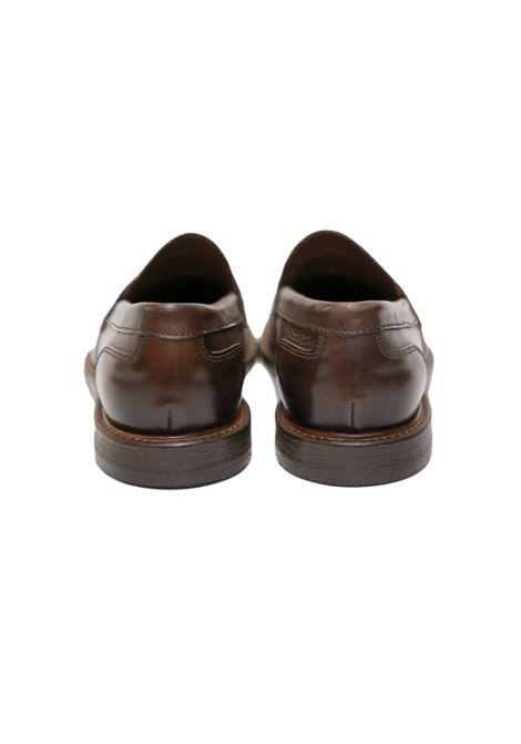 Scarpe mocassini con mascherina MARCO FERRETTI | 921336138 | 860003MARRONE