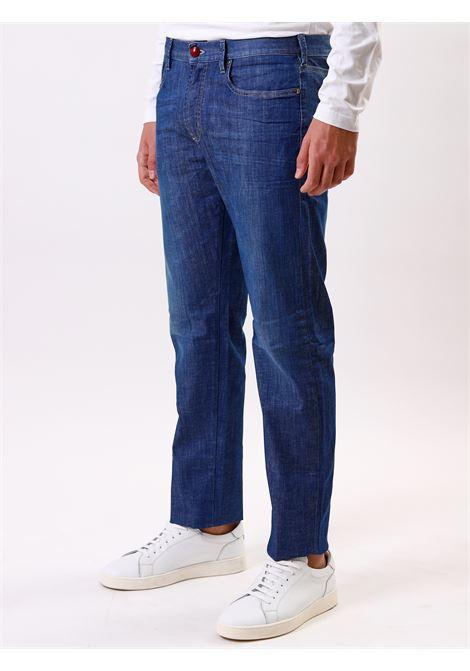 Jeans 5 tasche MARINA YACHTING | 24 | YMM1205202AZZURRO