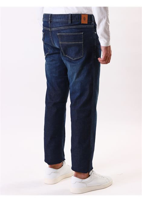 Jeans 5 tasche MARINA YACHTING | 24 | YMM1205502NAVY