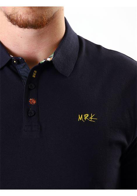 Polo mezza manica MARKUP | 5032235 | MK991027BLU