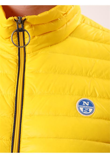 Gilet smanicato NORTH SAILS | 38 | 602274GIALLO
