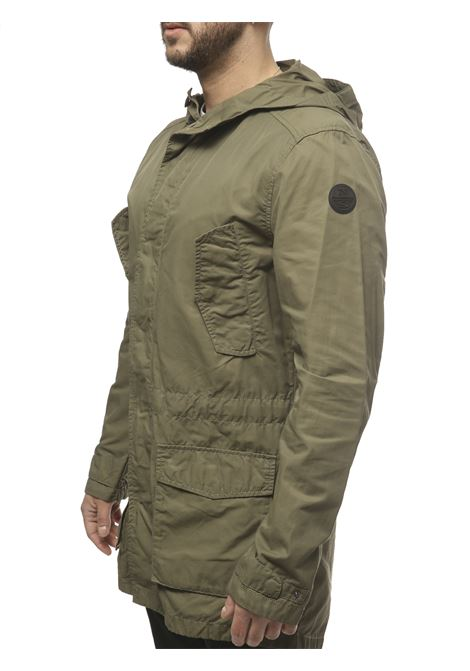 Impermeabile parka NORTH SAILS | 16 | 602304MILITARE