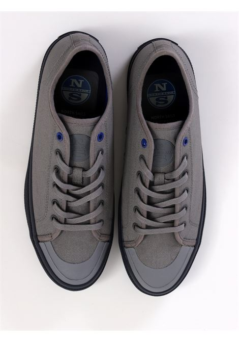 Sneakers allacciate NORTH SAILS | 10000003 | 651205GRIGIO
